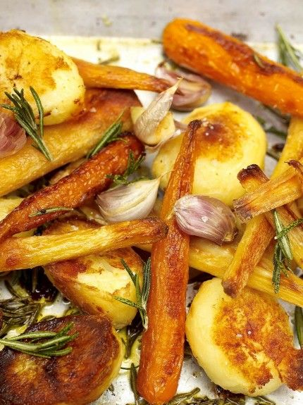 roast-potatoes-parsnips-and-carrots
